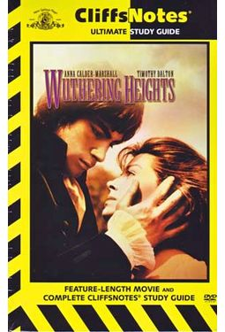Wuthering Heights (1970) (CliffNotes Edition with