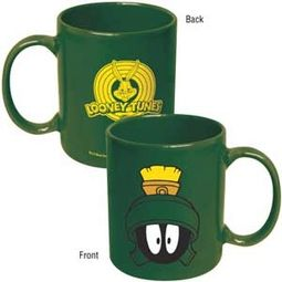 Marvin The Martian Face 12 oz. Ceramic Mug