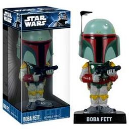 Star Wars - Boba Fett Wacky Wobbler