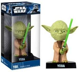 Star Wars - Yoda Wacky Wobbler