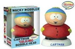 South Park - Cartman Talking Bobble Head