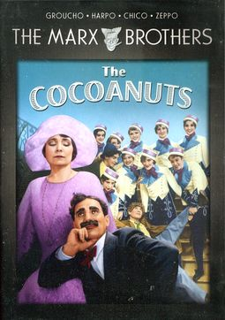 The Marx Brothers: The Cocoanuts