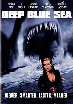 Deep Blue Sea (Collector's Edition)