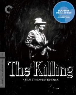 The Killing (Blu-ray, Criterion Collection)
