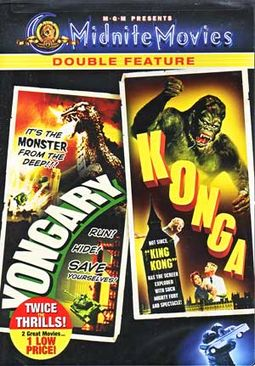 Yongary, Monster From The Deep / Konga (2-DVD)