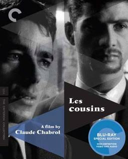 Les Cousins (Blu-ray, Criterion Collection)