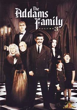 Addams Family - Volume 3 (6-DVD)
