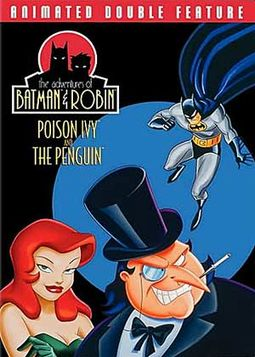 The Adventures of Batman & Robin - Poison Ivy /