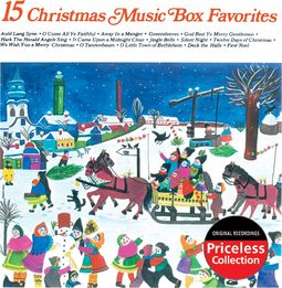 15 Christmas Music Box Favorites