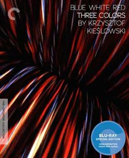 Three Colors: Blue, White, Red (Blu-ray,