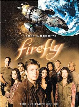 Firefly - Complete Series (4-DVD)