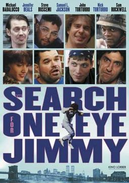 The Search For One-Eye Jimmy (Widescreen)
