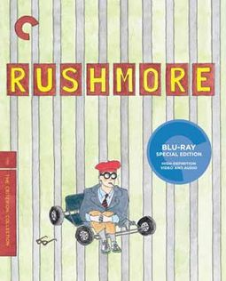 Rushmore (Blu-ray, Criterion Collection, With