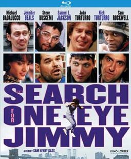 The Search For One-Eye Jimmy (Blu-ray)