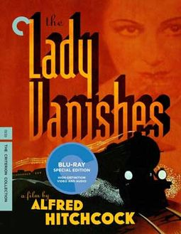 The Lady Vanishes (Blu-ray, Criterion Collection)