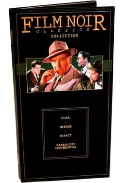 Film Noir Classics Collection (D.O.A. / Detour /
