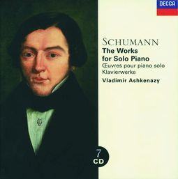 Schumann: Works for Solo Piano