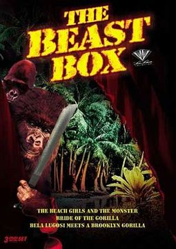 The Beast Box (The Beach Girls and the Monster