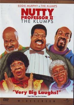 Nutty Professor II: The Klumps (Collector's