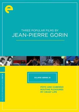 Three Popular Films By Jean-Pierre Gorin (3-DVD)