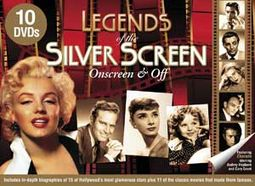 Legends of the Silver Screen: Onscreen & Off (15
