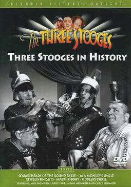 The Three Stooges - The Three Stooges In History