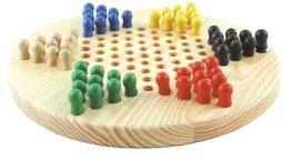 Retro Toy - Chinese Checkers