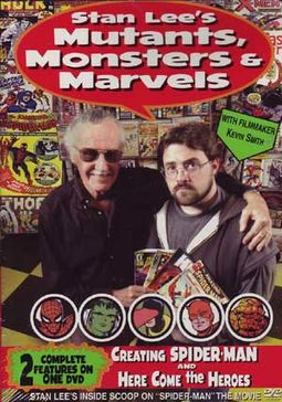Stan Lee - Mutants, Monsters & Marvels