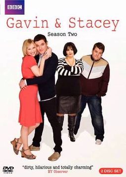 Gavin & Stacey - Season 2 (2-DVD)