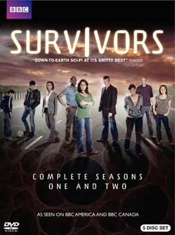 Survivors - Seasons 1 & 2 (5-DVD)