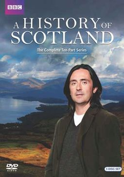 BBC - A History of Scotland (5-DVD)
