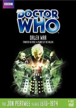 Dalek War (Frontier in Space / Planet of the