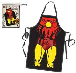 "Iron Man - ""Be The Hero"" Character Apron"