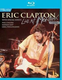 Eric Clapton - Live at Montreux 1986 (Blu-ray)