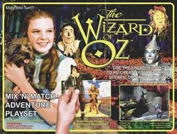The Wizard of Oz - Mix 'N' Match Adventure Playset