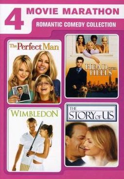 4 Movie Marathon: Romantic Comedy Collection (The
