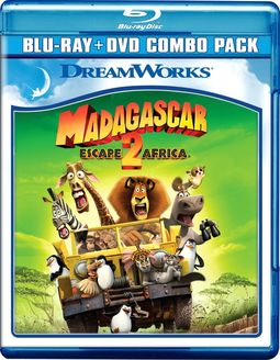 Escape 2 Africa (Blu-ray + DVD)