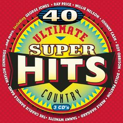 Ultimate Country Super Hits (3-CD Set)