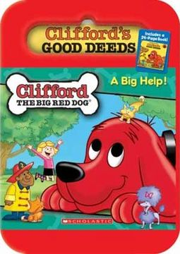 Clifford - A Big Help Compilation (Book Included)