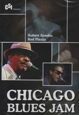 Hubert Sumlin / Rod Piazza - Chicago Blues Jam