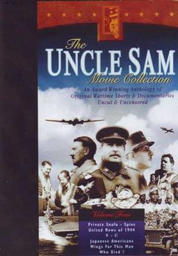 Uncle Sam Movie Collection, Volume 4: An Award