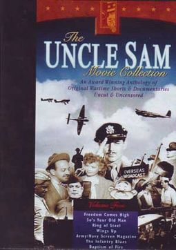 Uncle Sam Movie Collection, Volume 5: An Award
