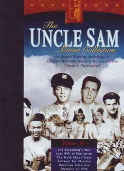 Uncle Sam Movie Collection, Volume 6: An Award