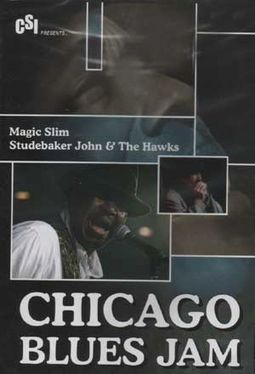 Magic Slim / Studebaker John & The Hawks -