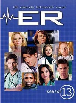 ER - Complete 13th Season (6-DVD)