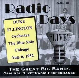 The Blue Note Chicago - August 6, 1952