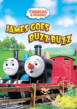 Thomas & Friends - James Goes Buzz Buzz