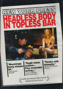 Headless Body in Topless Bar