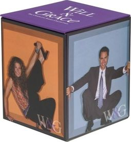 Will & Grace - Complete Series (33-DVD)