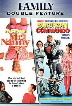 Mr. Nanny / Suburban Commando
